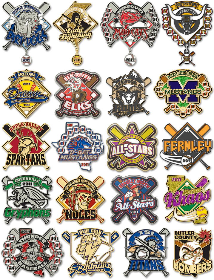 trading pins gallery